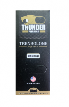 Acetato de Trembolona - Thunder Pharma - 100mg (10ml)
