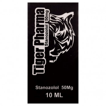 Stanozolol - Tiger Pharma - 50mg (10ml)
