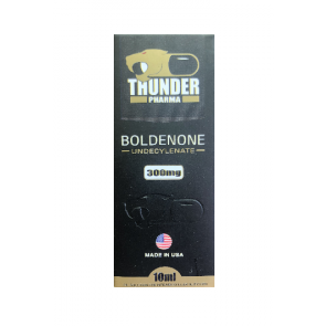 Boldenona - Thunder Pharma - 300mg (10ml)