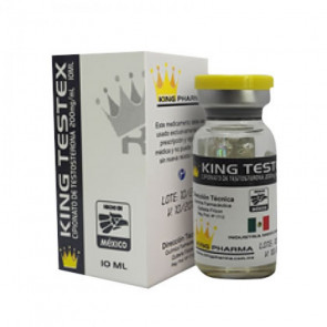 Deposteron - King Pharma - 10ml - 200mg - (Cipionato)