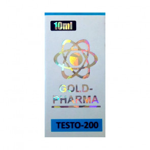 Deposteron - Gold Pharma - 10ml - 200mg - (Cipionato)