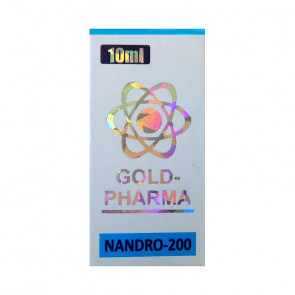 Deca Durabolin - Gold Pharma - 200mg (10ml)