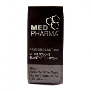 Primobolan - Med Pharma - 100mg (10ml)