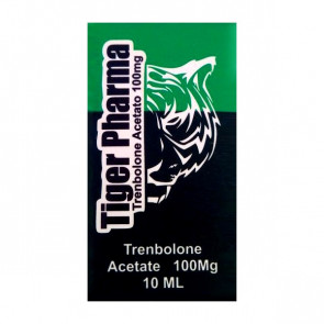 Acetato de Trembolona - Tiger Pharma - 100mg (10ml)