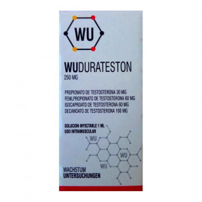 Combo Durateston - Wu - Durateston Comprar - Durateston Preço - 10ml - 250mg